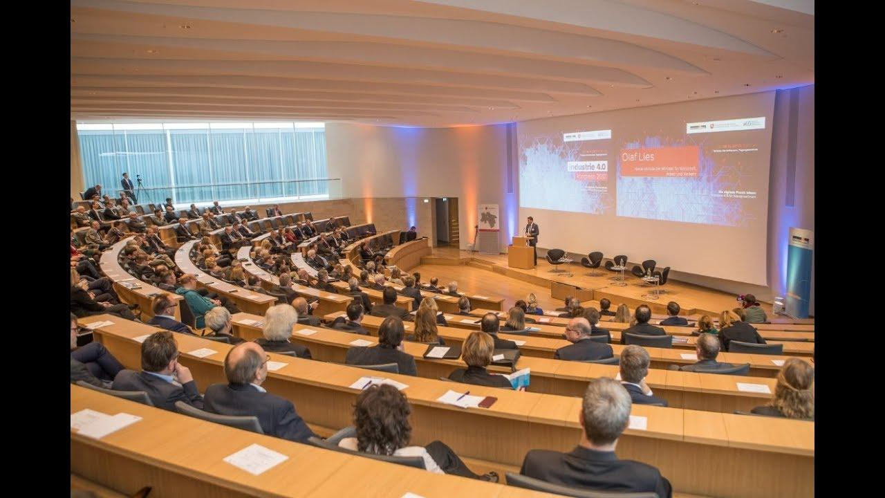 Industrie 4.0 Kongress 2017 in Hannover